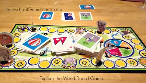 Explore the World board game review