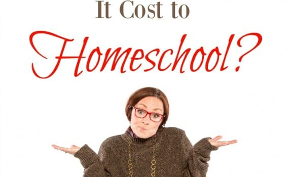 How much does it cost to homeschool? Is homeschooling expensive?