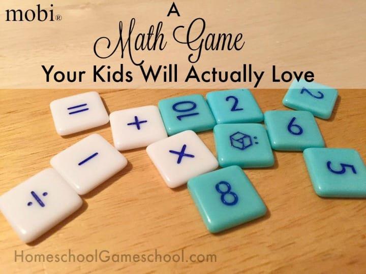 mobi max math game