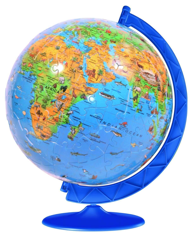 Childrens puzzleball globe review homeschool gameschool gumiabroncs Images