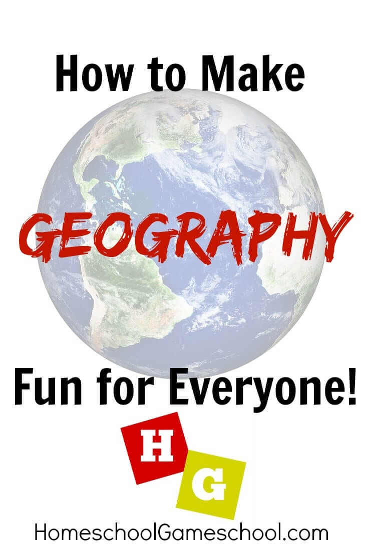 How to Make Geography Fun