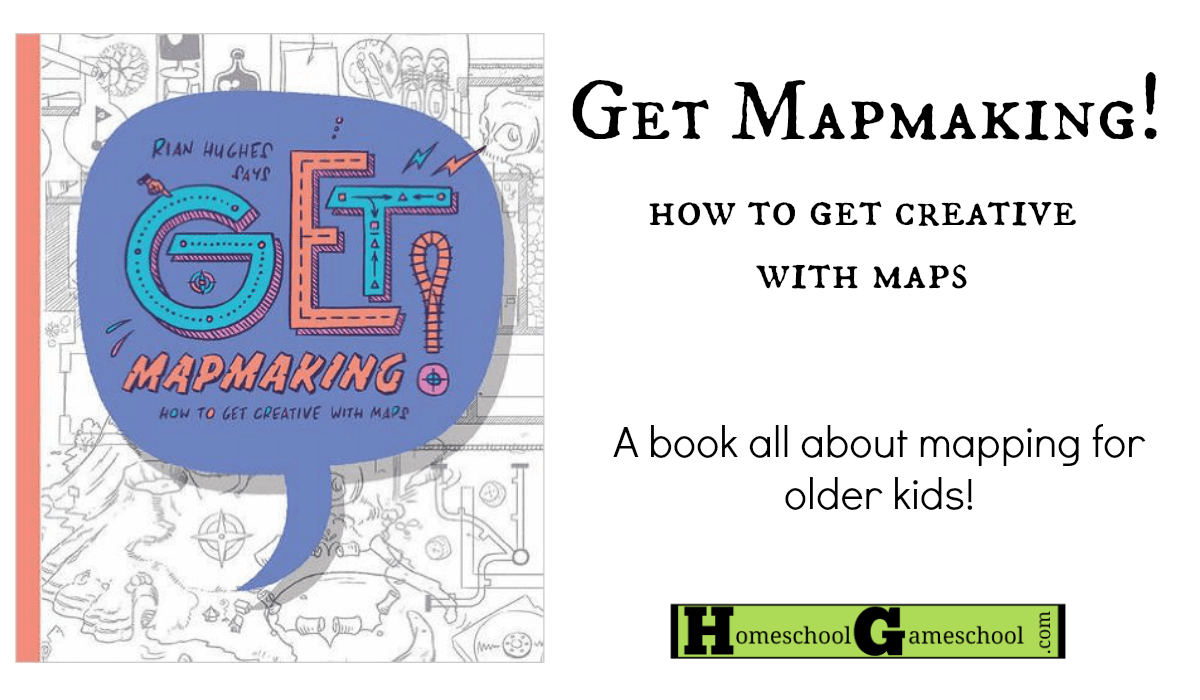 Get Mapmaking Review, social studies for middle and high school