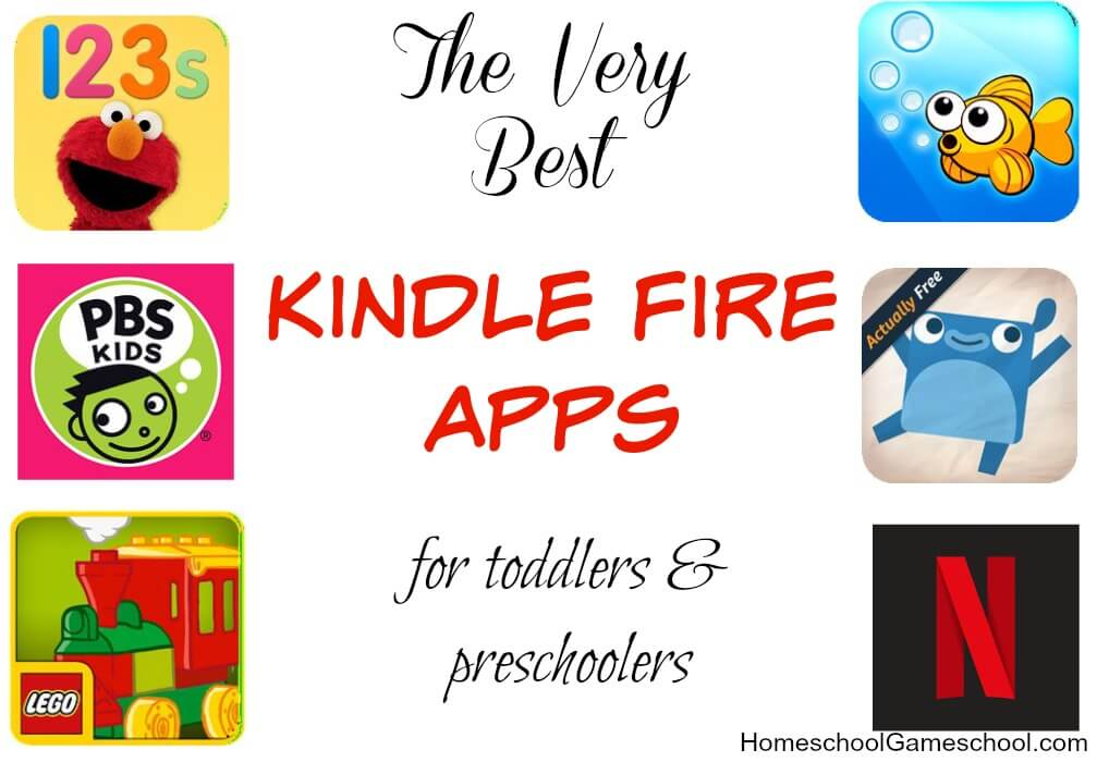 cool free apps for kindle fire