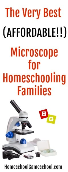 Amscope Homeschool Microscope review