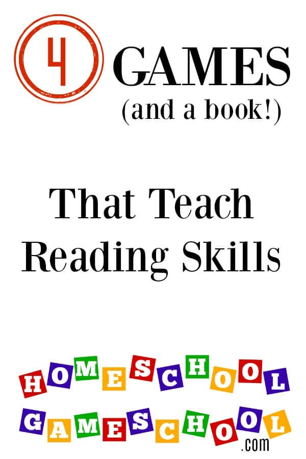 Games that teach reading