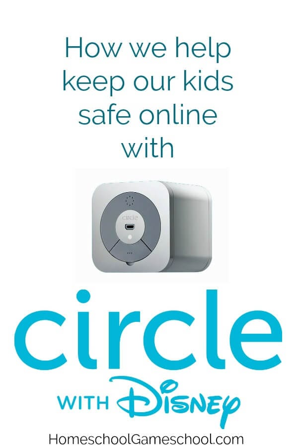 Circle with Disney Review - HomeschoolGameschool.com