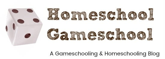 Homeschool Gameschool - A Gameschool & Homeschool Blog