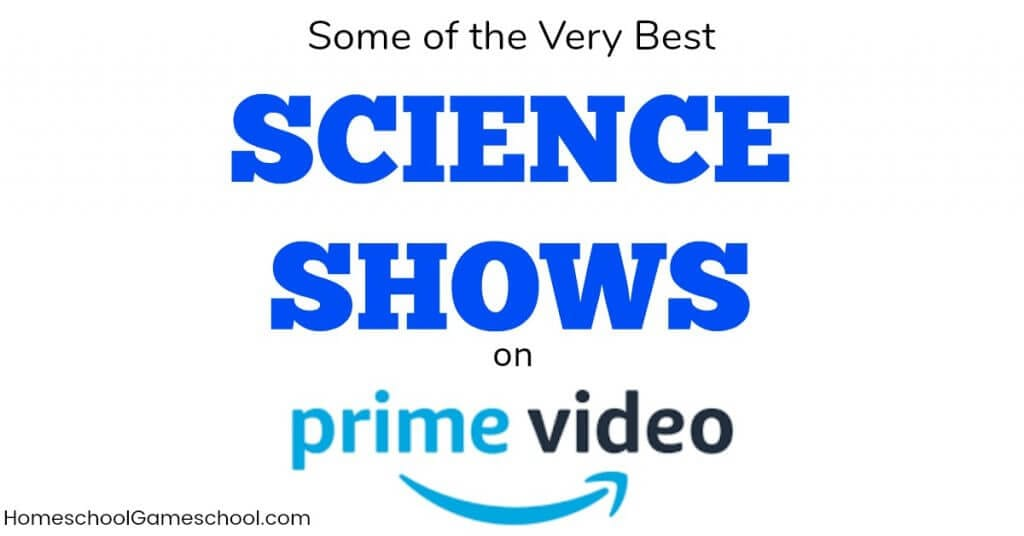 The Best Science Shows on Amazon Prime