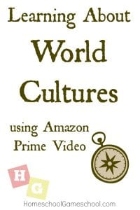 Shows About World Cultures on Amazon Prime Video