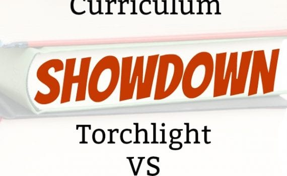 Torchlight Curriculum VS Build Your Library, Secular Homeschooling Curriculum