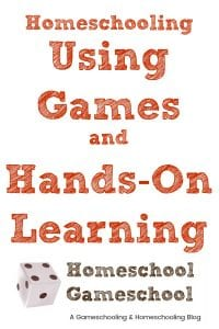 Gameschooling, Homeschooling with Games