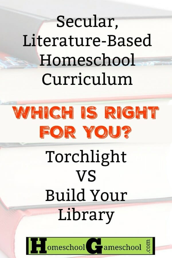 Which is right for you: Torchlight VS Build Your Library