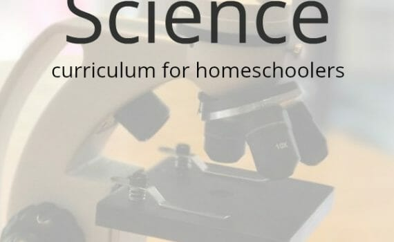 Giant list of free secular science curriculum, secular homeschool science curriculum