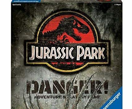 Jurassic Park Danger Review, Gameschoolig & Secular Homeschooling at HomeschoolGameschool.com
