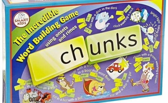 Chunks Game Review - Gameschooling @ HomeschoolGameschool.com