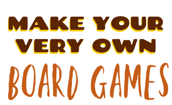 How to Make Your Own Games
