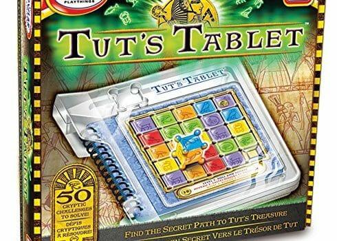Tut's Tablet Review - Gameschooling & Secular Homeschooling @ HomeschoolGameschool.com