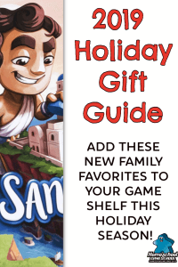 2019 Gameschooling Gift Guide