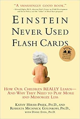 Einstein Didn't Use Flashcards