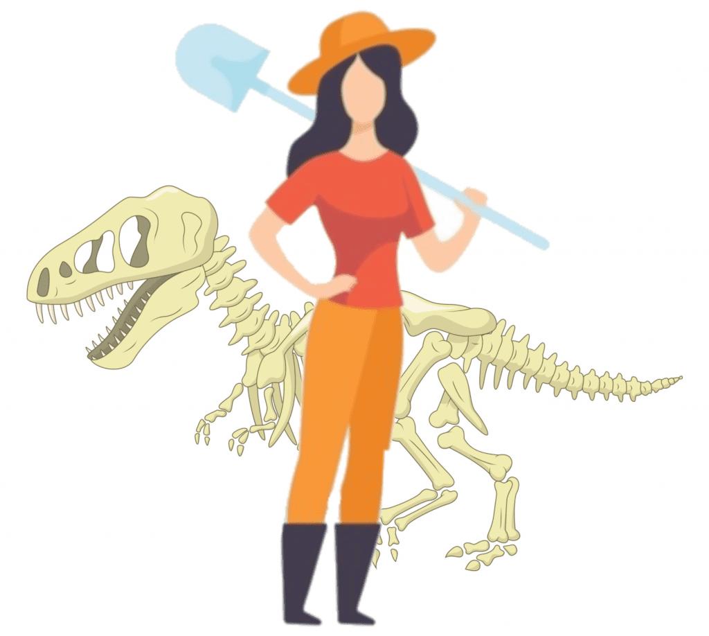 Dino Digs Math Game