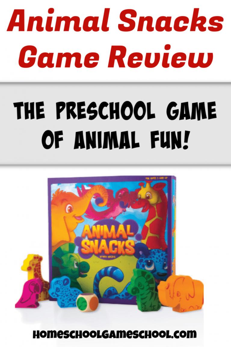 Animal Snacks by Simply Fun Game Reviews