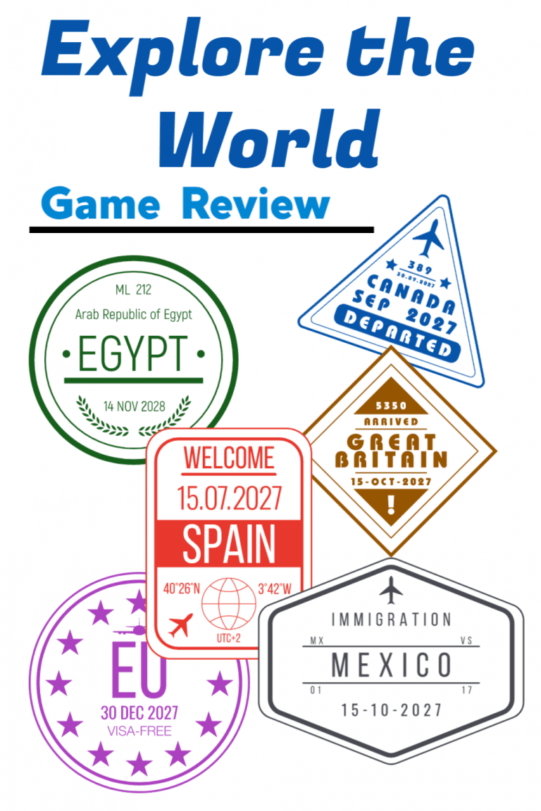 Explore the World Game Review