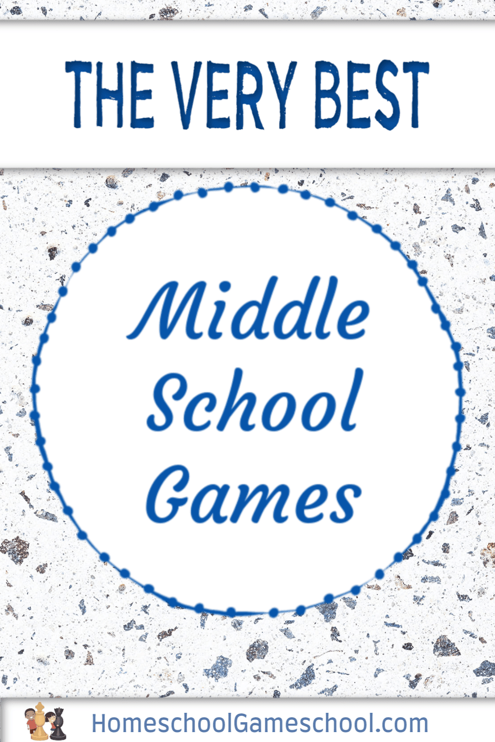 Middle School Games - Gameschooling @ HomeschoolGameschool.com