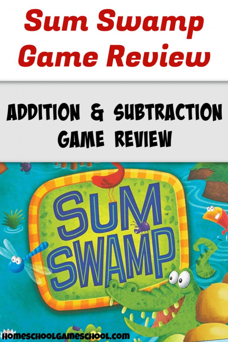 Sum Swamp Game Review