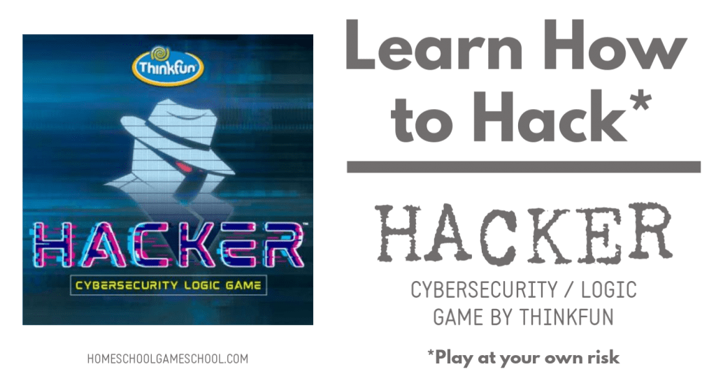 Hacker by Thinkfun review