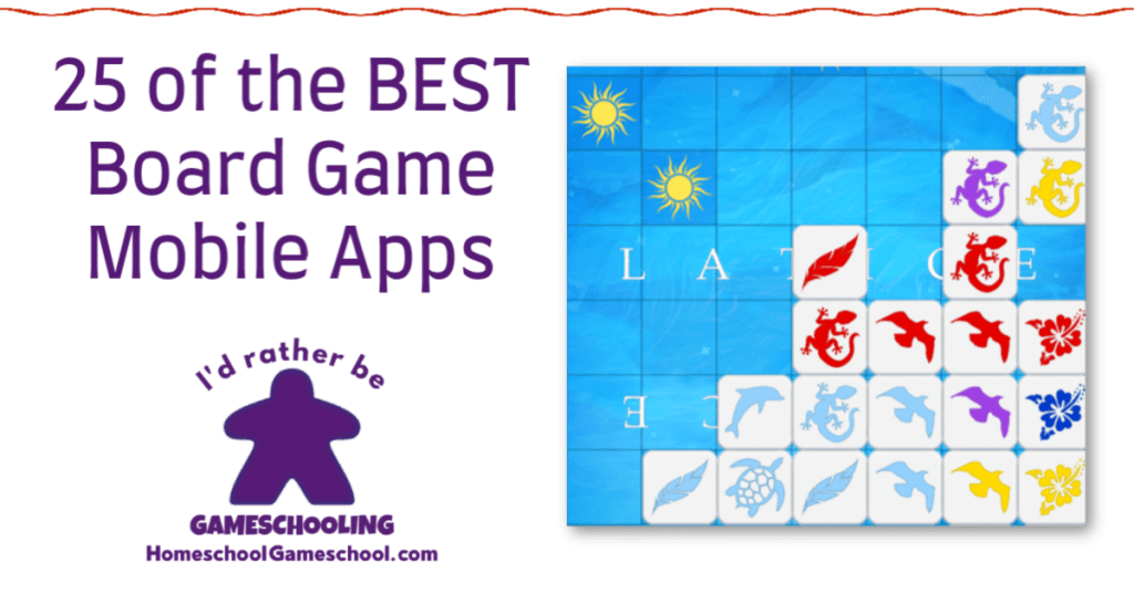 The Best Board Game Mobile Apps