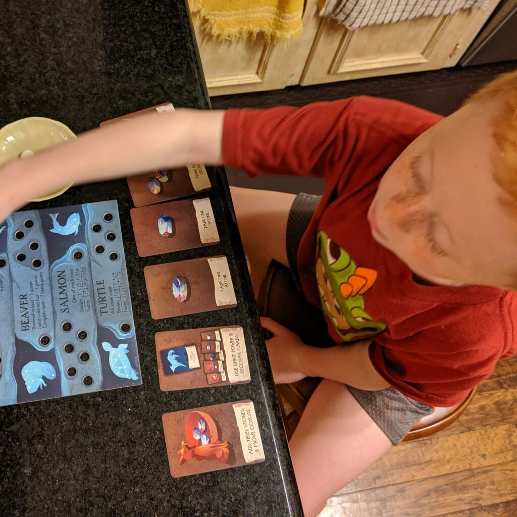 Spirits Of The Wild Review Gameschooling