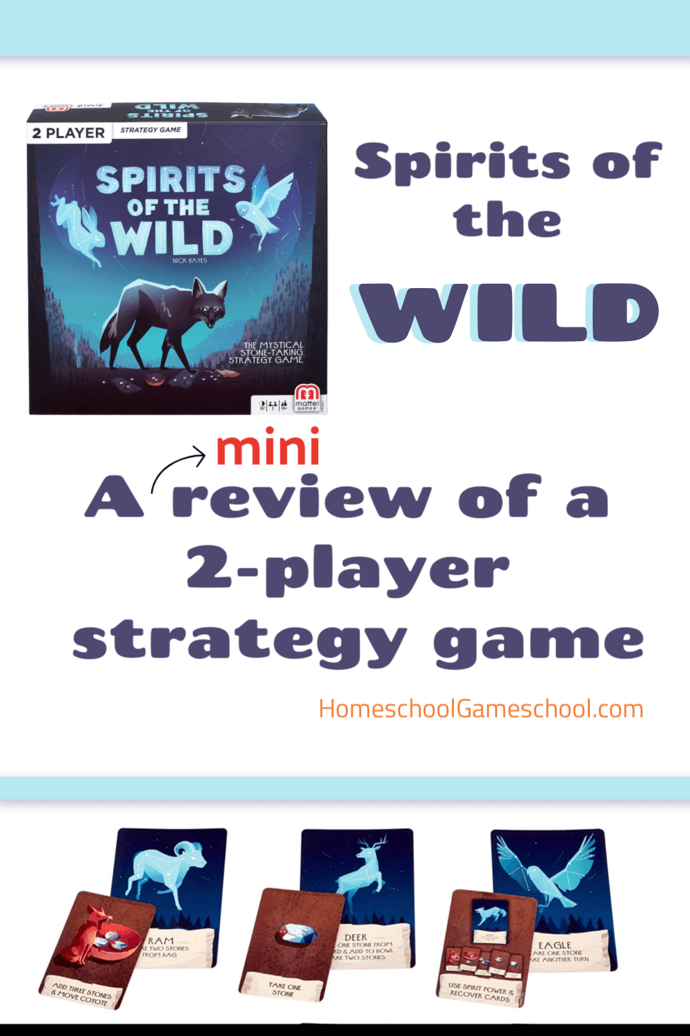 Spirits of the Wild Mini Review