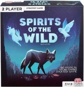Spirits of the Wild Game Review - Gameschooling @ HomeschoolGameschool.com