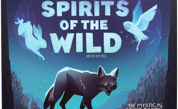 Spirits of the Wild Game Review - Gameschooling @ HomeschoolGameschool.com