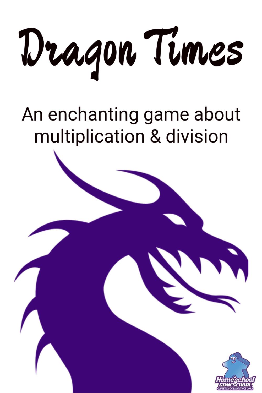 Dragon Times Math Game