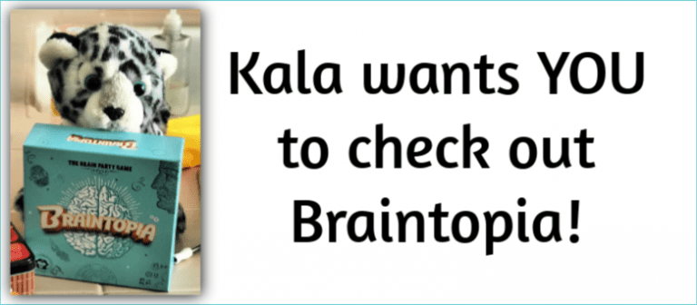 Braintopia Game Review for Gameschooling