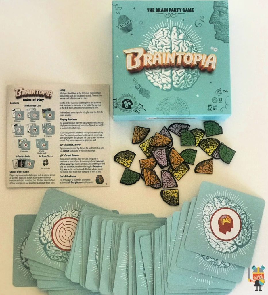 Braintopia Game Review