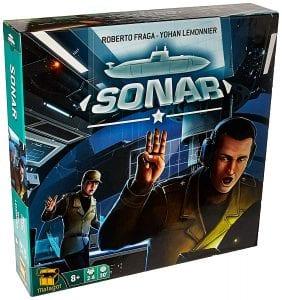 Sonar Game