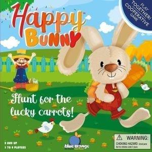 Happy Bunny Preschool Game