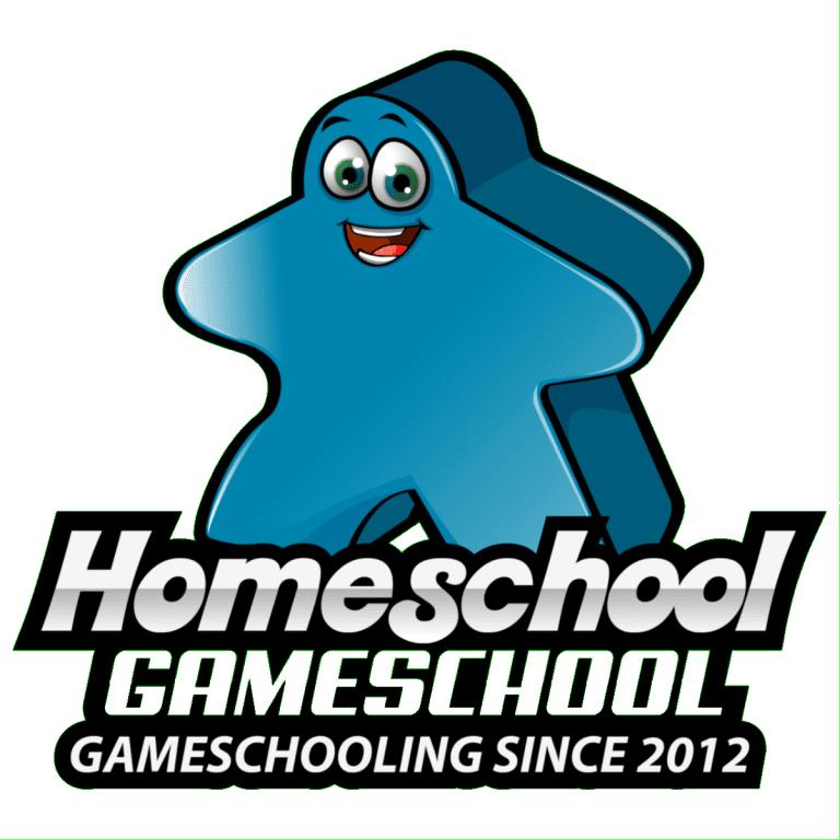 Homeschool Gameschool, Gameschooling with Meg Grooms