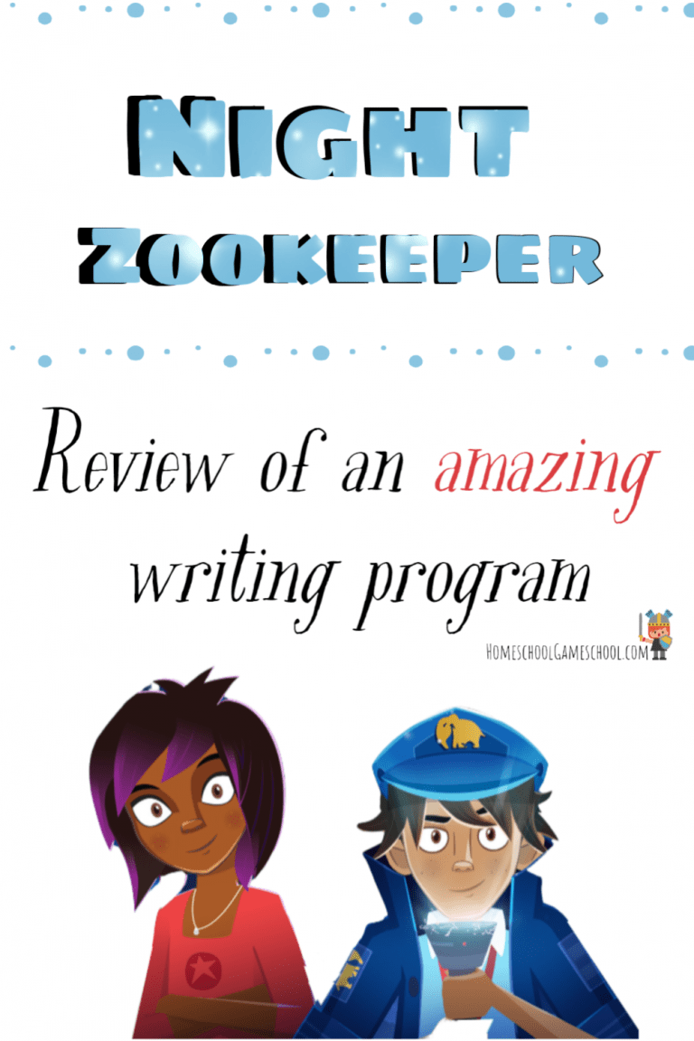 Review of Night Zookeeper, Gameschooling @ HomeschoolGameschool.com