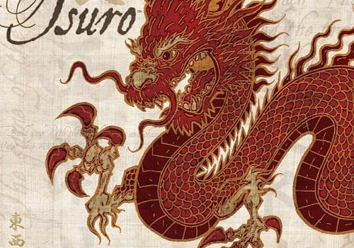 Tsuro Game Review - Gameschooling @ HomeschoolGameschool.com