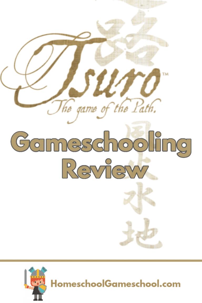 Tsuro Strategy Game