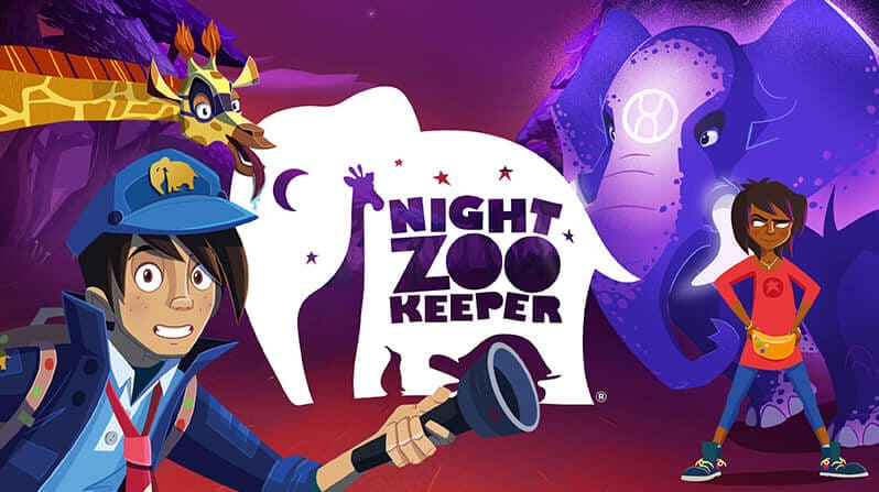 Night Zookeeper Gameschooling Review