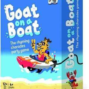 Goat on a Boat Game