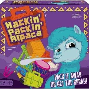 Hackin' Packin' Alpaca Game