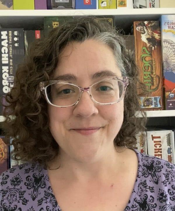 Meg Grooms, Gameschool Academy