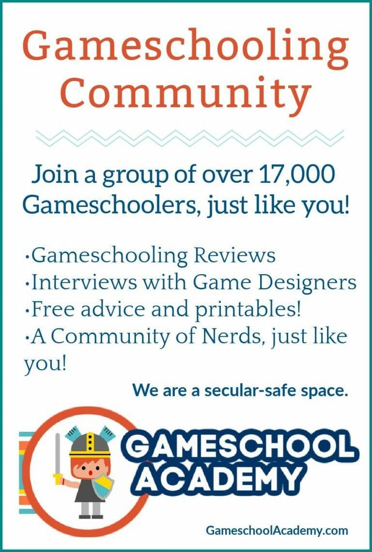 Gameschooling Community