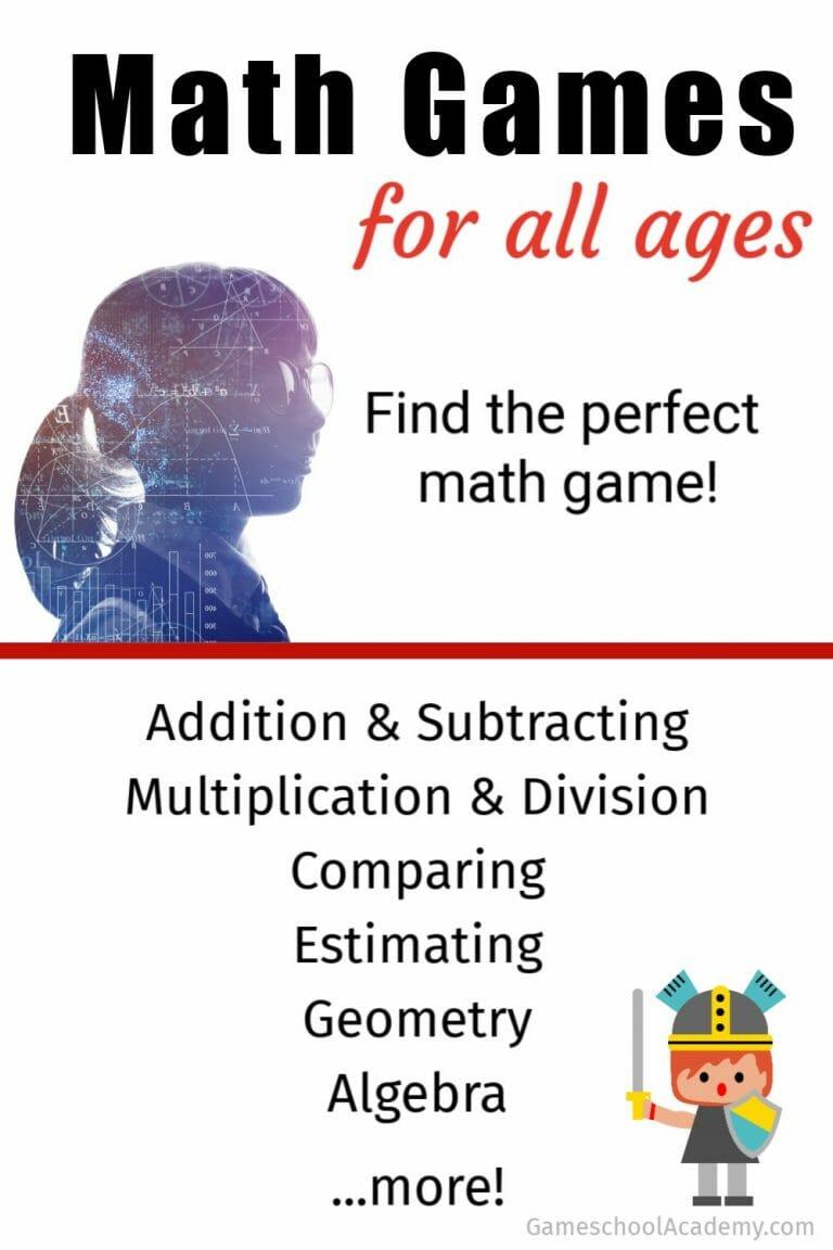 Board Games for Math (Math Games)