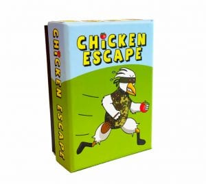 Gameschooling Math with Chicken Escape
